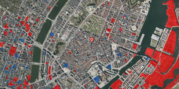 Jordforureningskort på Købmagergade 46C, 1. , 1150 København K