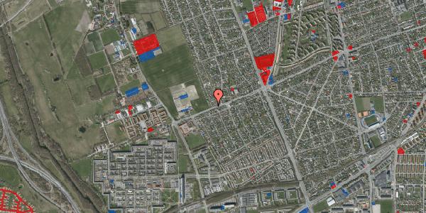 Jordforureningskort på Hf. Dahlia 110, 2650 Hvidovre