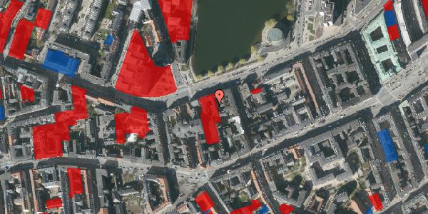 Jordforureningskort på Gammel Kongevej 23B, 3. , 1610 København V