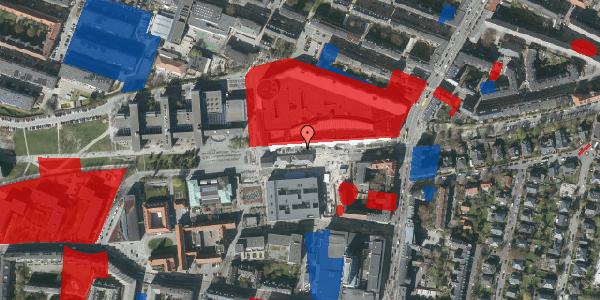 Jordforureningskort på Solbjergvej 4A, 2000 Frederiksberg