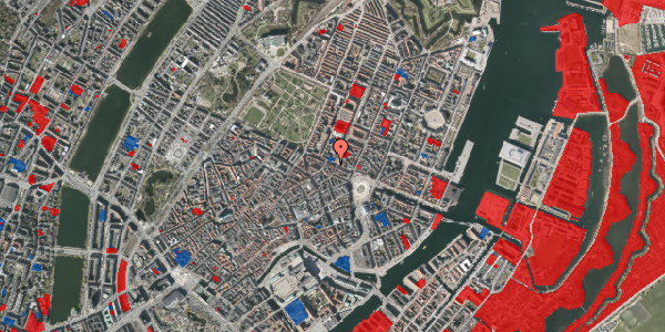 Jordforureningskort på Gothersgade 21D, 1. , 1123 København K
