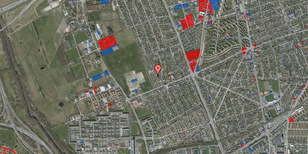 Jordforureningskort på Hf. Dahlia 19, 2650 Hvidovre