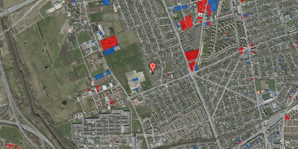 Jordforureningskort på Hf. Dahlia 86, 2650 Hvidovre