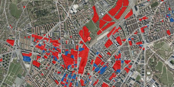 Jordforureningskort på Tagensvej 184A, 2400 København NV