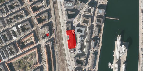 Jordforureningskort på Amerika Plads 15, 4. , 2100 København Ø