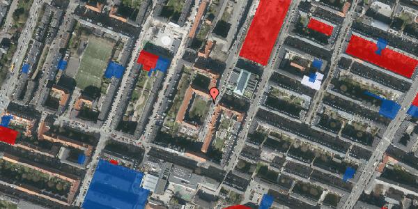 Jordforureningskort på Rolfs Plads 23A, 2000 Frederiksberg