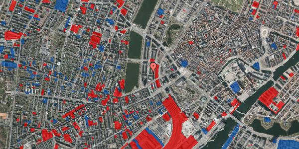 Jordforureningskort på Herholdtsgade 4, 4. , 1605 København V