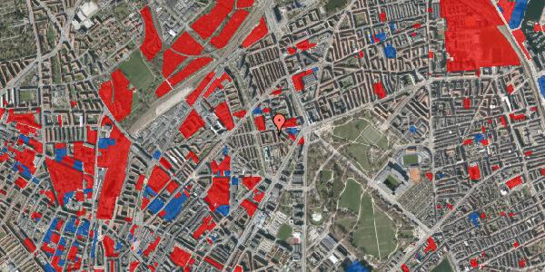 Jordforureningskort på Lersø Parkallé 28X, 2. , 2100 København Ø