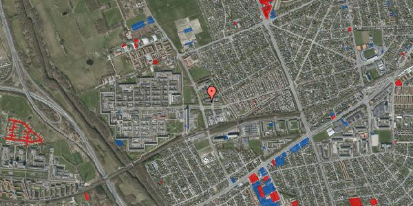 Jordforureningskort på Mellemvangsvej 21, 2650 Hvidovre