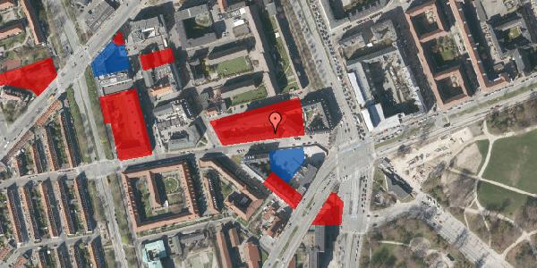 Jordforureningskort på Aldersrogade 6G, st. , 2100 København Ø