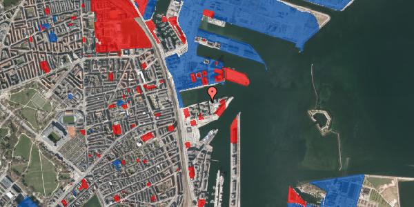Jordforureningskort på Marmorvej 37, 1. th, 2100 København Ø