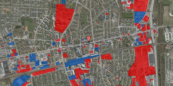 Jordforureningskort på Hovedvejen 114A, 2600 Glostrup
