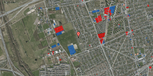 Jordforureningskort på Hf. Dahlia 60, 2650 Hvidovre