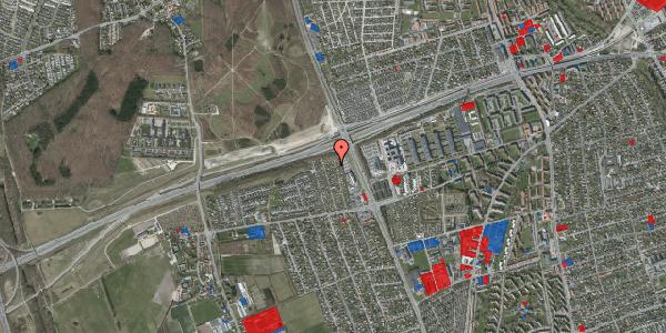Jordforureningskort på Hf. Kettehøj 104, 2650 Hvidovre