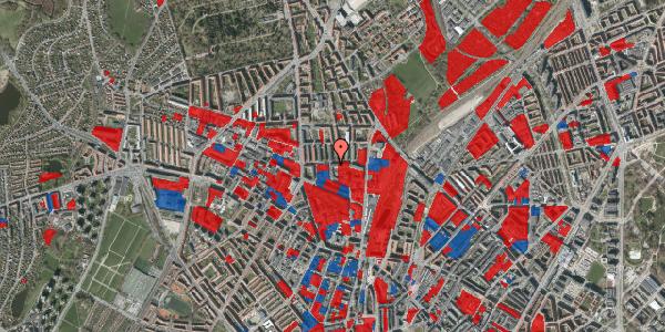 Jordforureningskort på Bisiddervej 18, 5. th, 2400 København NV