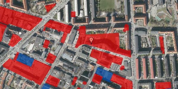 Jordforureningskort på Dortheavej 2G, 4. tv, 2400 København NV