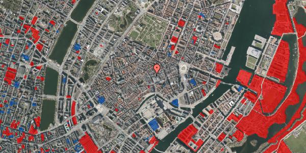Jordforureningskort på Silkegade 4, 1113 København K