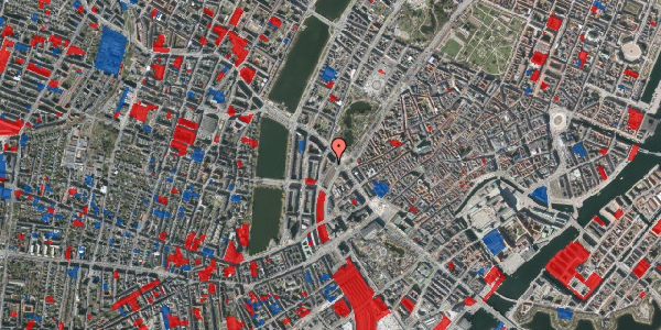 Jordforureningskort på Staunings Plads 3, 1607 København V