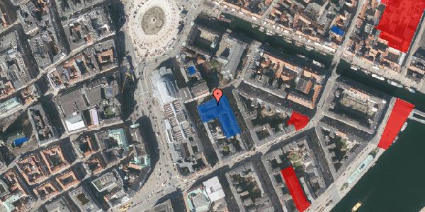 Jordforureningskort på Tordenskjoldsgade 5, 3. 4, 1055 København K