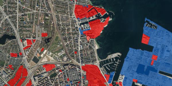 Jordforureningskort på Strandøre 5A, 2100 København Ø