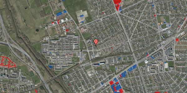 Jordforureningskort på Mellemvangsvej 54, 2650 Hvidovre
