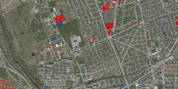 Jordforureningskort på Hf. Dahlia 111, 2650 Hvidovre