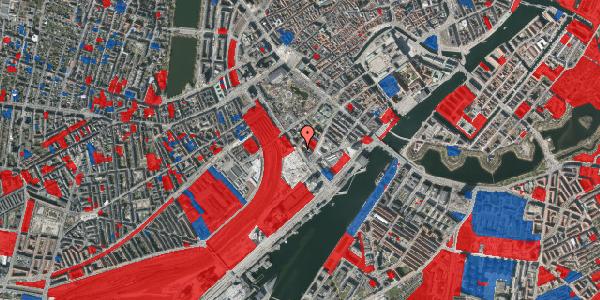 Jordforureningskort på Bernstorffsgade 21, 2. , 1577 København V
