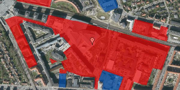Jordforureningskort på Marguerite Vibys Plads 12, st. , 2000 Frederiksberg