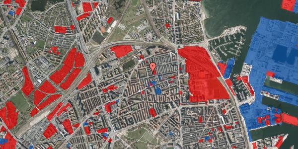 Jordforureningskort på Landskronagade 56A, st. , 2100 København Ø
