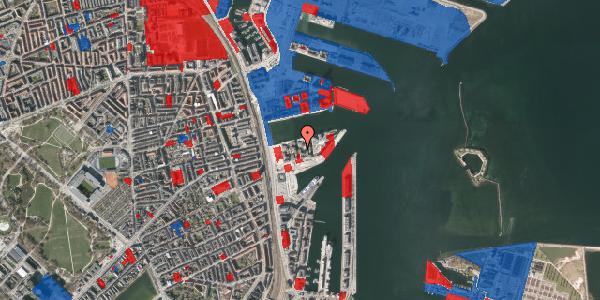 Jordforureningskort på Marmorvej 27, 1. tv, 2100 København Ø