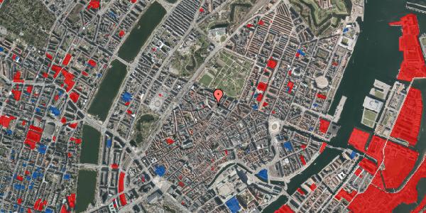 Jordforureningskort på Landemærket 27A, 1119 København K