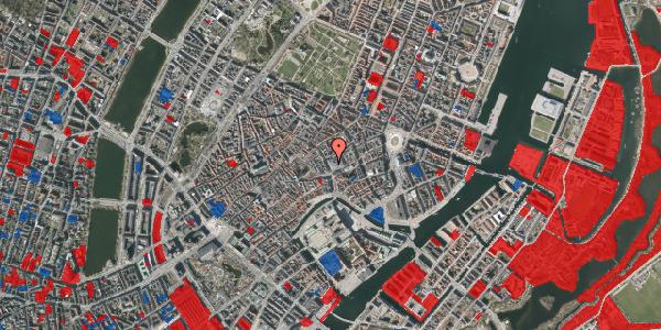 Jordforureningskort på Købmagergade 8, 1150 København K