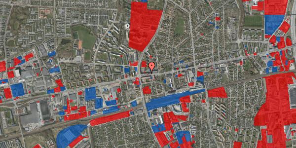 Jordforureningskort på Hovedvejen 152, 2600 Glostrup
