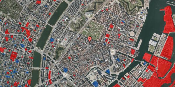 Jordforureningskort på Landemærket 27B, 1119 København K