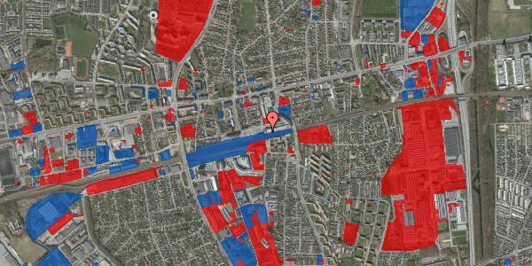 Jordforureningskort på Banegårdsvej 26, 2600 Glostrup