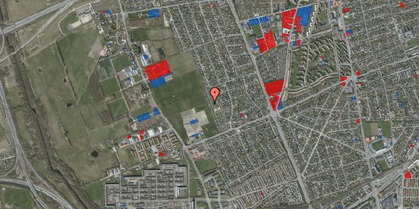 Jordforureningskort på Hf. Dahlia 74, 2650 Hvidovre