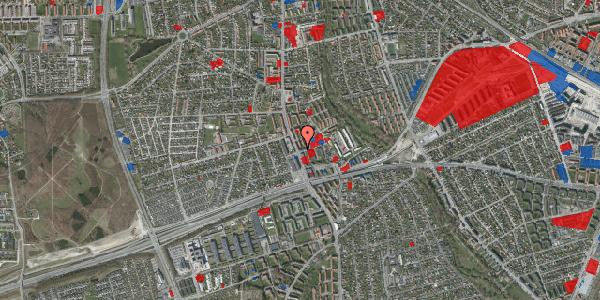 Jordforureningskort på Baunebakkevej 12, 1. tv, 2650 Hvidovre