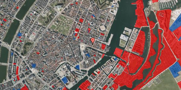 Jordforureningskort på Nyhavn 11B, st. , 1051 København K