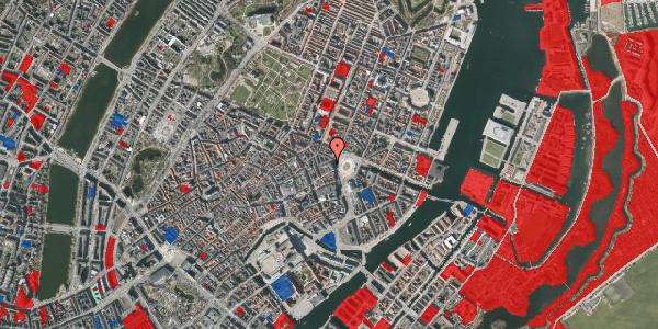 Jordforureningskort på Hovedvagtsgade 3, 1103 København K