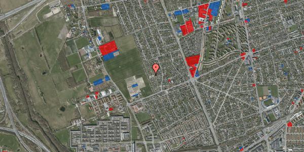 Jordforureningskort på Hf. Dahlia 27A, 2650 Hvidovre