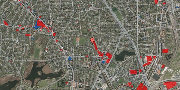 Jordforureningskort på Rødhalsgangen 30, 2400 København NV