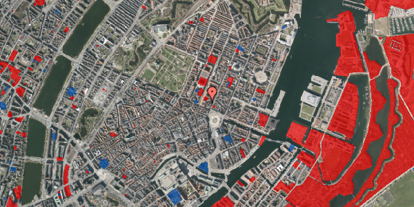 Jordforureningskort på Gothersgade 8D, 4. , 1123 København K
