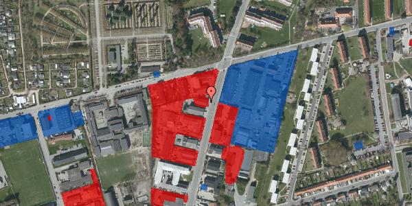 Jordforureningskort på Arnold Nielsens Boulevard 62A, 1. , 2650 Hvidovre