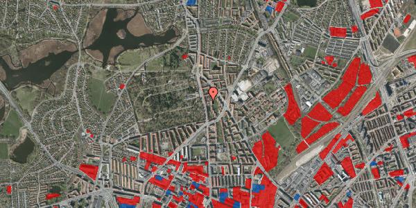Jordforureningskort på Bispeparken 17B, 2400 København NV