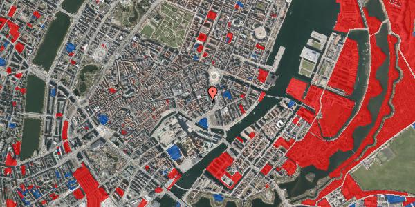 Jordforureningskort på Laksegade 8, 1063 København K