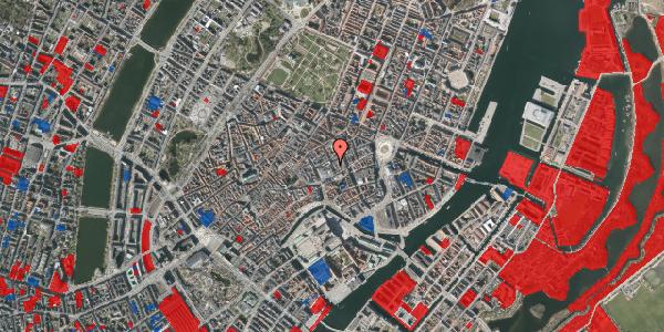 Jordforureningskort på Pilestræde 13, kl. , 1112 København K