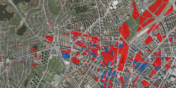 Jordforureningskort på Rentemestervej 56B, 2400 København NV