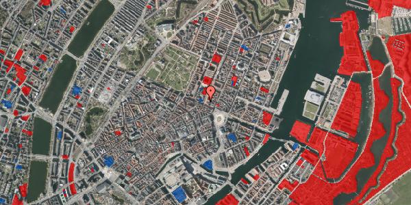 Jordforureningskort på Gothersgade 14, 3. , 1123 København K