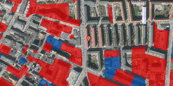 Jordforureningskort på Frederiksborgvej 56A, 2400 København NV
