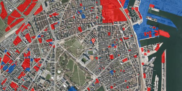 Jordforureningskort på Serridslevvej 2C, kl. 4, 2100 København Ø